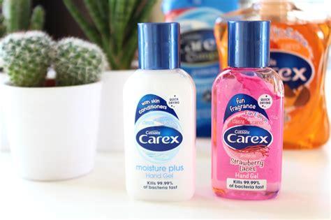 fun hygiene  carex giveaway jessica joseph