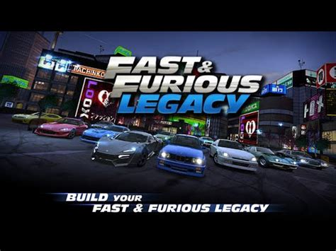 fast and furious kabam fast furious legacy by kabam ios android hd