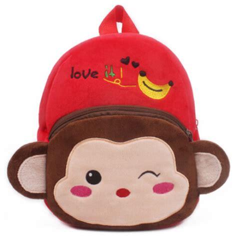 Tas Anak Karakter Tas Sekolah Anak Backpack Anak Garsel Gw T110 2 jual tas sekolah anak karakter kartun monkey di lapak galuh saputra kodokijo92