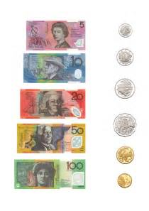 printable currency graphs australian money pictures for print google search