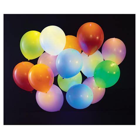 led light up balloons set of 15 at signals ht1652