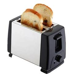 Sandwich Grill Toaster Electric Automatic 2 Slice Bread Toast Toaster Sandwich