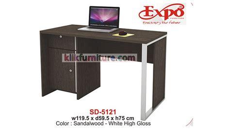 Meja Belajar Shinpo sd 5121 meja komputer belajar expo promo termurah