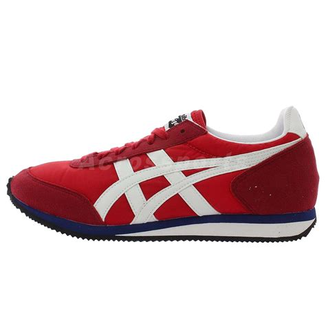 asics tiger running shoes asics onitsuka tiger sakurada ot white retro running