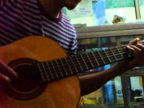 tutorial bermain finger style janji sehidup semati the rich cover nathan fingerstyle