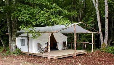 wall tent platform design frontier freedom the wall tent the great outdoors