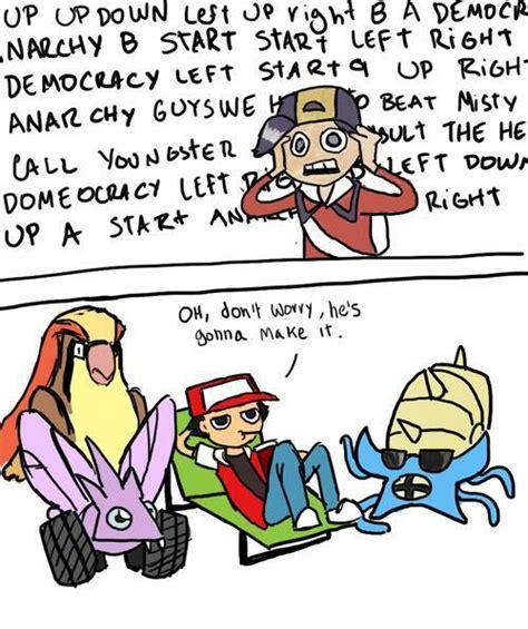 The Revolution Begins Twitch Plays Pokemon Know Your Meme - image 709768 twitch plays pokemon know your meme