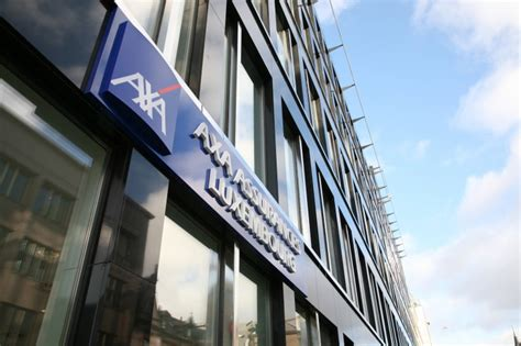Lu Mobil Lancer axa choisit le luxembourg pour lancer axa wealth europe