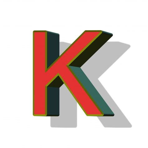 College With Letter K To K 28 Images K Dr Free Illustration Letter K