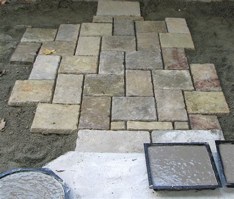 Patio Molds Concrete Pavers Paver Stones Image Http Www Themoldstore Us Productinfo Aspx Productid P 5006 Or