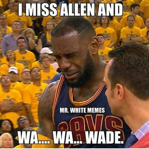Cavs Memes - best lebron james memes after cavs lose nba title to