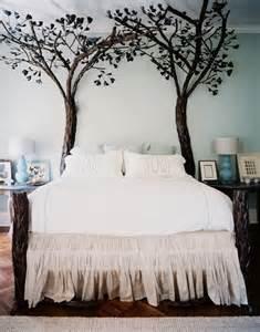 forest bed eclectic bedroom benjamin tea light