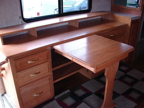Rv Desk Furniture by 1000 Images About Rv Desk On Kitchenettes