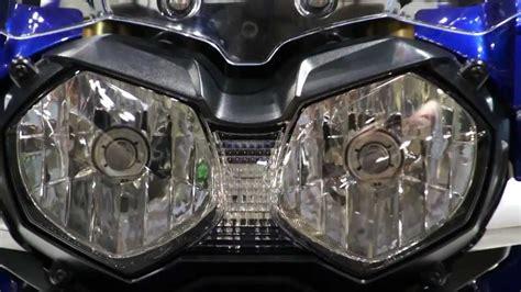 Triumph Motorrad Zubehör Online Shop by Video Triumph New Models 2012 Eicma Mit Tiger Explorer