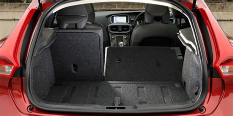 volvo  cross country boot space capacity liters autoportalcom