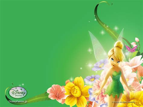 Tinkerbell Cartoon Wallpaper | quot tinkerbell quot disney fairy cartoon wallpaper