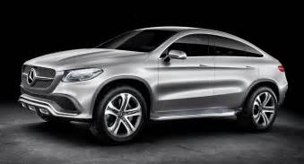 Mercedes X6 Did Mercedes Concept Coupe Suv Copy The Bmw X6