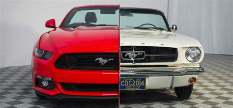 what year did the mustange out how many years has the mustang been around