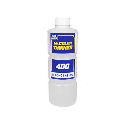 Mr Color Thinner 400 By Animemachi mr color thinner 400 ml www robotines