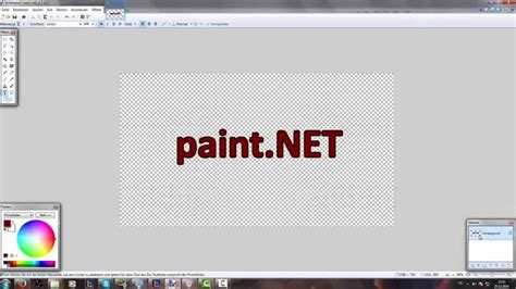 paint net tutorial hd outline plugins basics itzkerox