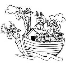 noah and the ark coloring page noahs ark coloring pages barriee