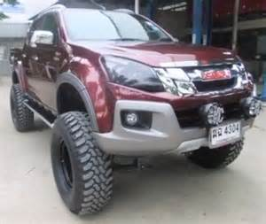 Lifted Isuzu Dmax Catalog