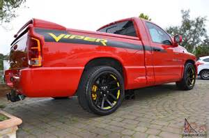 Dodge Srt10 For Sale Dodge Ram Srt 10