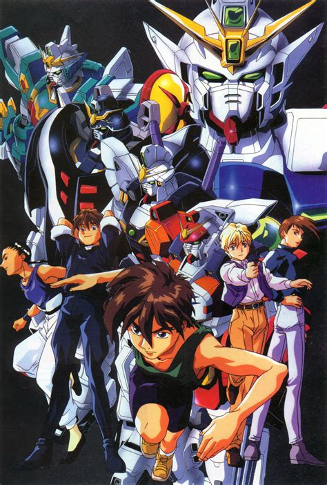gundam wing nostalgia vs gundam wing endless waltz
