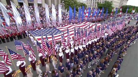 national memorial day parade  youtube