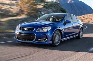 Chevrolet Chevy Ss 2017 Chevrolet Ss Last Test The End Of A Performance Era