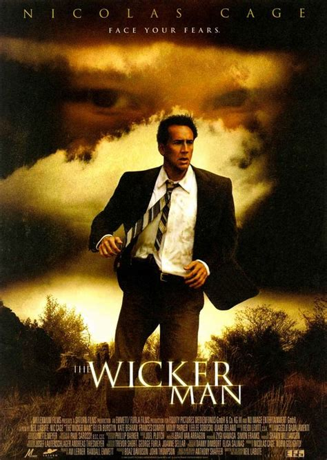 film nicolas cage enlevement the wicker man 2006 review one guy rambling