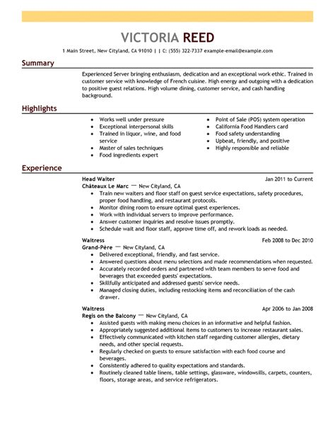 Resume Template Guide by Resume Format 00d250 Exle Resumes Monogramaco