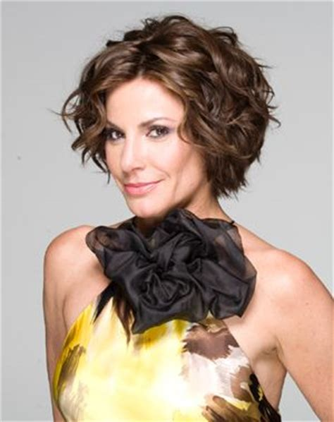 luann de lesseps haircut luann de lesseps hair google search curly style