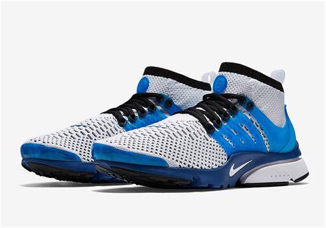 Sepatu Nike Air Presto Ultra Flyknit Black White Premium Quality nike air presto ultra flyknit white blue sneaker bar detroit