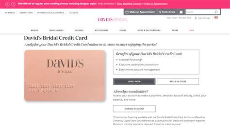 Davids Bridal Gift Card - david bridal credit card infocard co