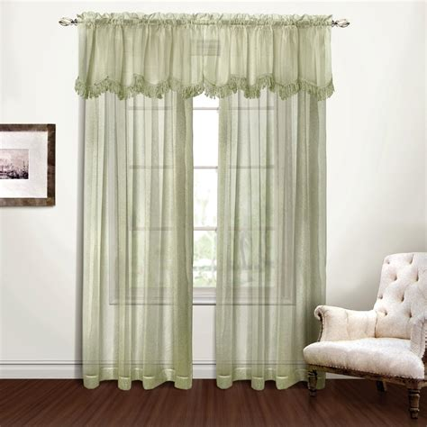 Chiffon Curtains Furniture Ideas Deltaangelgroup