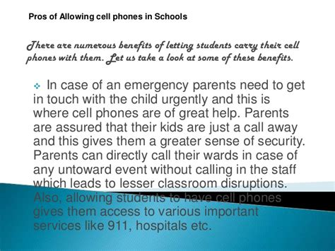 Without Mobile Phone Essay In by Should Cell Phones Should Be Banned In Schools