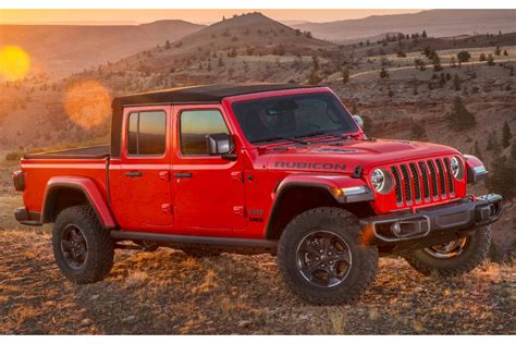 Jeep Truck 2020 2 Door by I Wish The Jeep Gladiator Was Available As A 2 Door