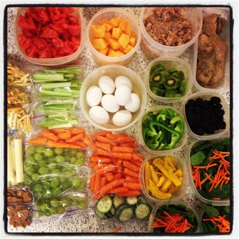 food prep meals meal prep haleyosomething
