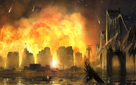apocalyptic full hd wallpaper  background image