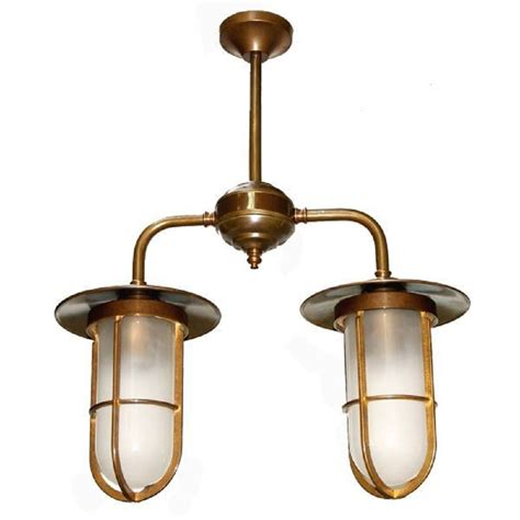 double swag bathroom light fixtures scaleclub suspended 2 light ceiling fitting in rustic industrial style
