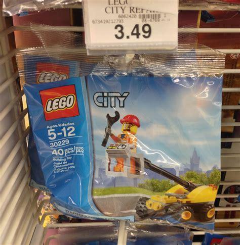 Lego Polibag 40054 Summer lego city repair lift 30229 polybag set released photos bricks and bloks