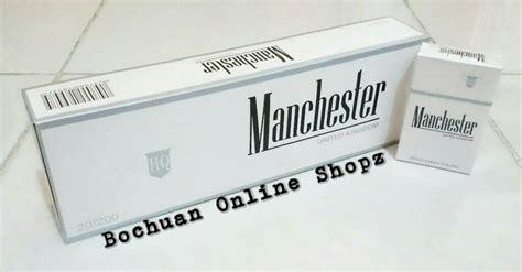 Sale Rokok Import Manchester Ultra Lights jual rokok import manchester ultra lights uk bochuan