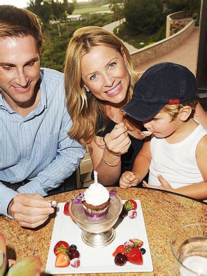 little eva joins jessica capshaw s family celebs