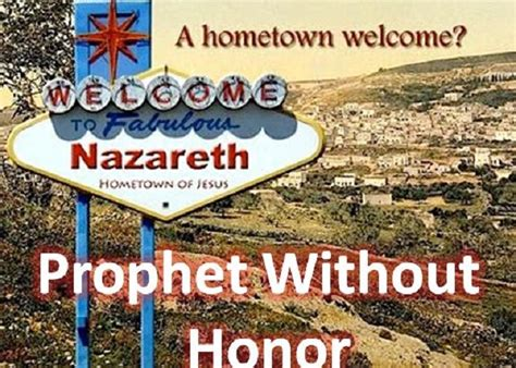 a prophet without honor a novel of alternative history books familiarity breeds contempt lesson on rejection 6