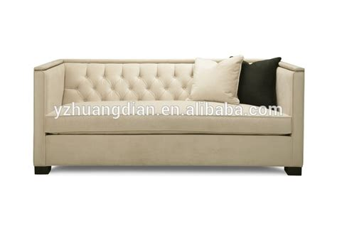 product detail linen tufted 2 sided sofa my dream home tufted button decorated linen fabric sofa andrestaurant 2