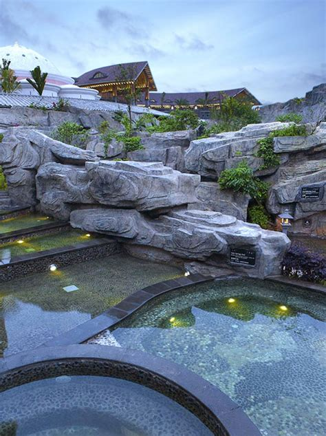 World Landscape Arch Mission Springs And Spa Haikou China Edsa