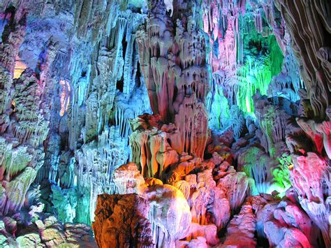 reed flute cave china reed flute cave cave in guangxi thousand wonders