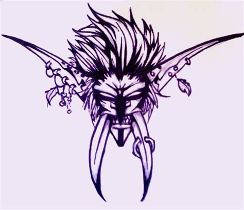 troll tattoos designs troll design by clockworkpriest on deviantart