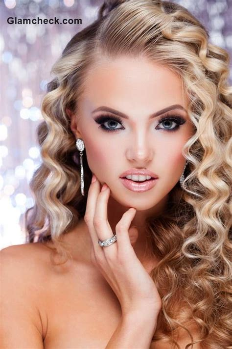 new year s eve hairstyle ideas 5 glamorous new year s eve party makeup and hair ideas